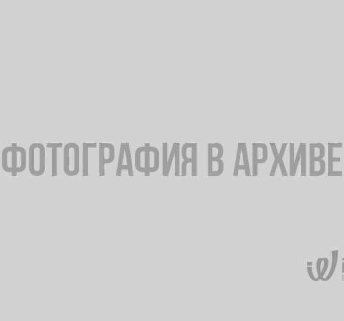 На центральной улице Выборга начался ремонт дорожного полотна