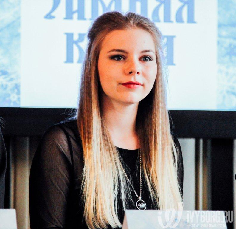 Полина Ротарь