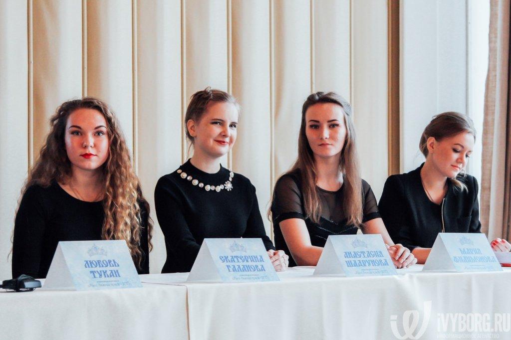 Екатерина Галанова, Анастасия Шадрунова, Мария Филимонова и Анна Зацарина