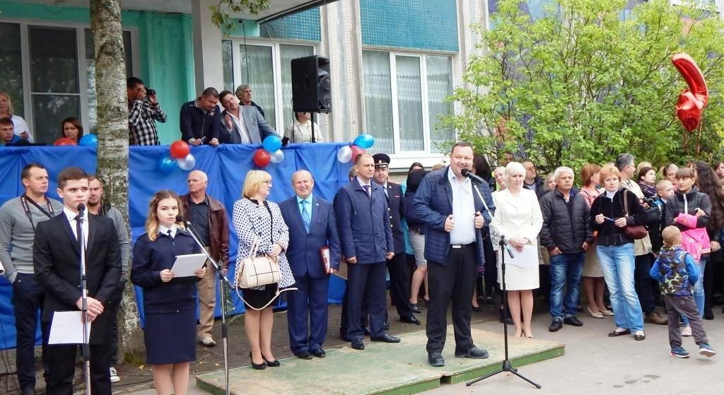 Алексей Гришин выступает