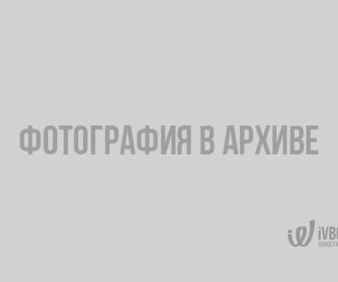 Спас и князья святые (мозаика по эскизам Н.К.Рериха).